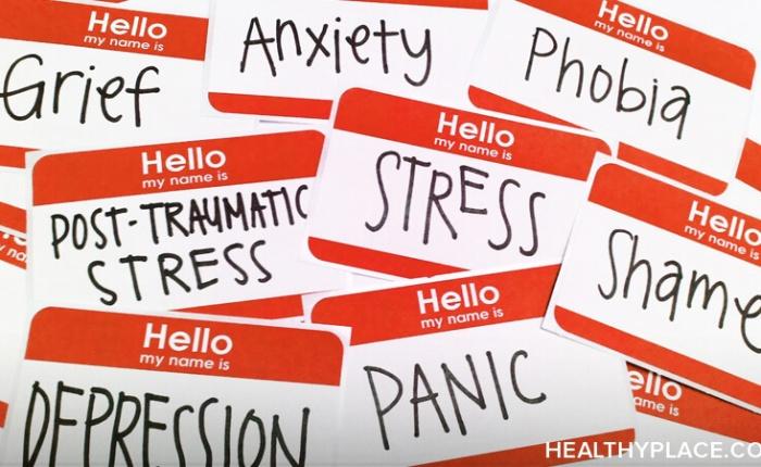 Mental illness is amyth?